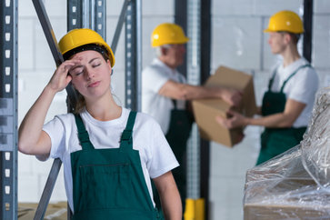 Fatigue Workplace Productivity