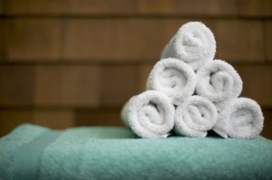 towel rental