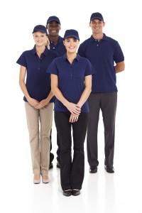 uniformed