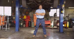 Automotive Technician Uniforms
